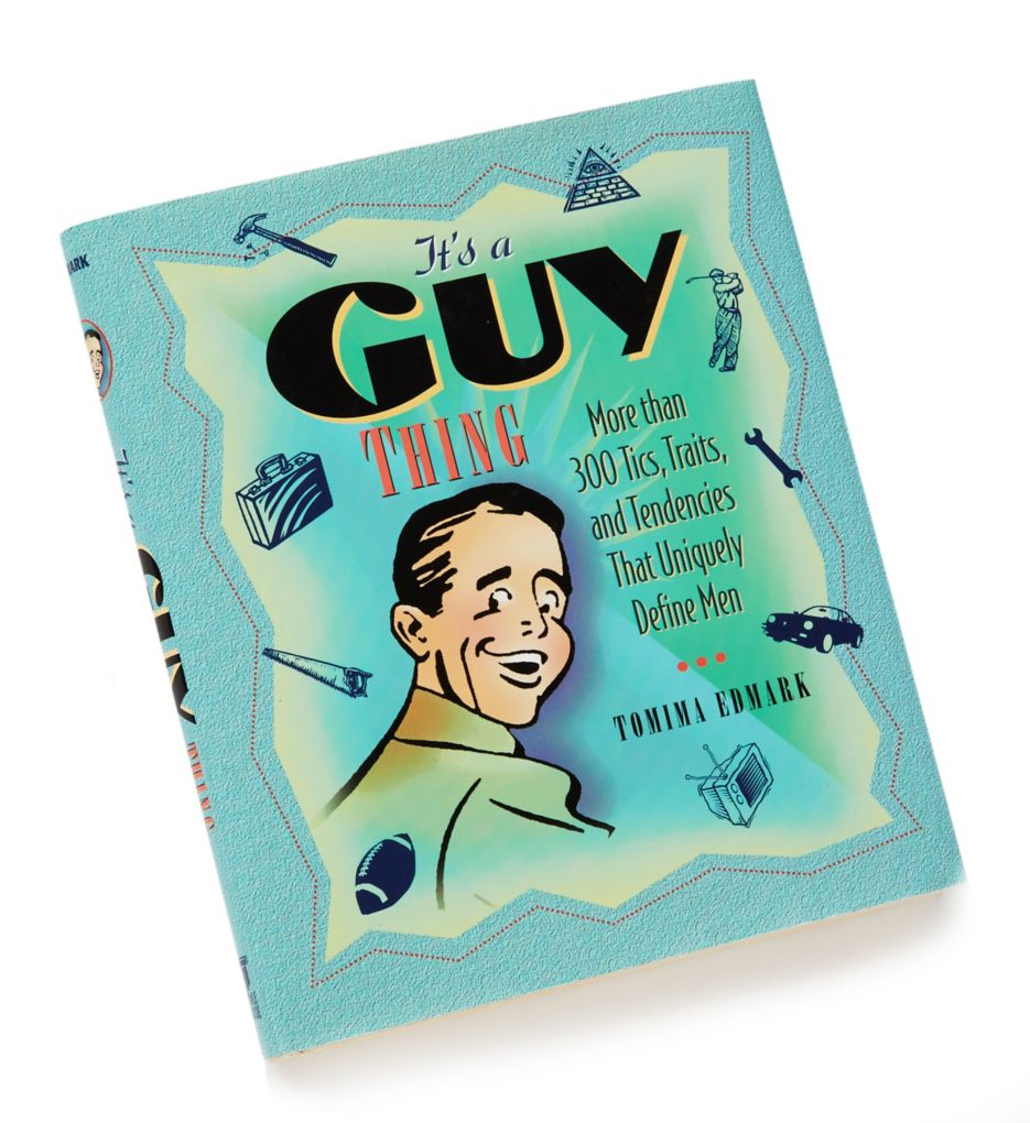 Andra Group It's a Guy Thing Book GuyThg