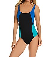 Anita Blue Lagoon Finja Underwire One-Piece Swimsuit 7720