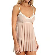 Hanky Panky Sheer Delight Babydoll with G-String 256051