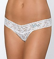 Hanky Panky Mrs. Low Rise Thong 4810T2