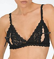 Hanky Panky After Midnight Signature Lace Peek-A-Boo Bralette 487831