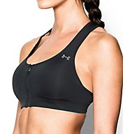 Under Armour UA Armour Zip-Front Protegee Bra 1236593